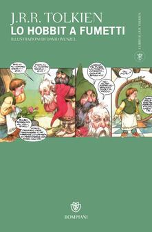 Ilmeglio-delweb.it Lo Hobbit a fumetti o La riconquista del tesoro Image