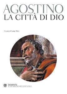 Libro La città di Dio Agostino (sant')