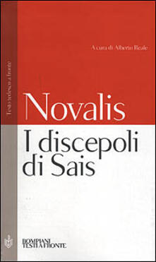 I discepoli di Sais. Testo tedesco a fronte.pdf