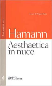 Aesthaetica in nuce. Testo tedesco a fronte.pdf