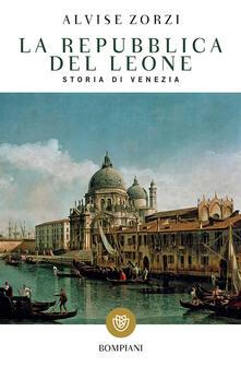 Criticalwinenotav.it La Repubblica del Leone. Storia di Venezia Image