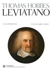 Leviatano. Testo italiano, inglese e latino
