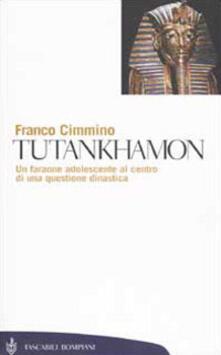 Promoartpalermo.it Tutankhamon. Un faraone adolescente al centro di una questione dinastica Image