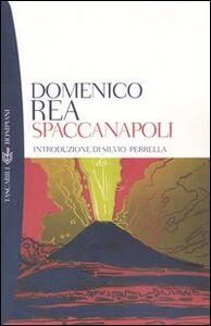 Foto Cover di Spaccanapoli, Libro di Domenico Rea, edito da Bompiani