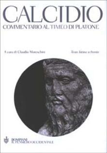 Voluntariadobaleares2014.es Commentario al Timeo di Platone. Testo latino a fronte Image