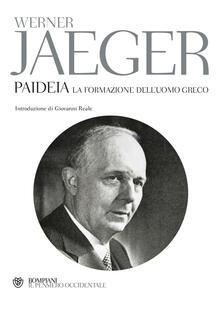 Equilibrifestival.it Paideia. La formazione dell'uomo greco Image