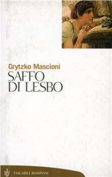 Capturtokyoedition.it Saffo di Lesbo Image