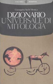 Osteriacasadimare.it Dizionario universale di mitologia Image