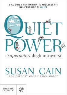 Antondemarirreguera.es Quiet power. I superpoteri degli introversi Image