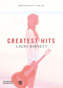 Greatest hits - Laura Barnett - copertina