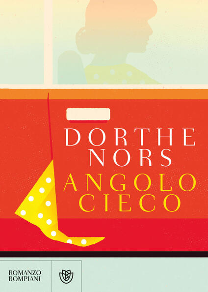 Angolo cieco - Dorthe Nors - copertina