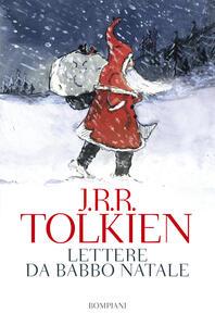 Lettere da Babbo Natale - John R. R. Tolkien - copertina