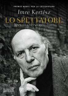 Camfeed.it Lo spettatore. Annotazioni 1991-2001 Image