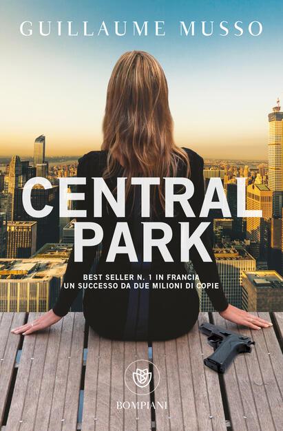 Central Park - Guillaume Musso - Libro - Bompiani - Tascabili ...