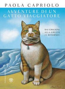 Warholgenova.it Avventure di un gatto viaggiatore. Dai Grigioni alla Grecia (e ritorno) Image