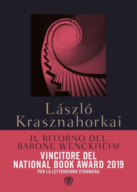 Il ritorno del barone Wenckheim - László Krasznahorkai - copertina