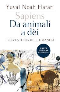 Sapiens. Da animali a dèi. Breve storia dell'umanità - Yuval Noah Harari - copertina