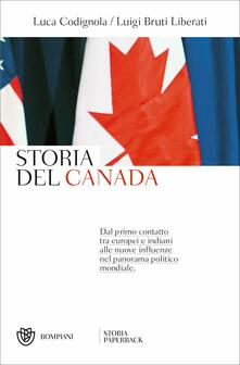 3tsportingclub.it Storia del Canada. Dal primo contatto tra europei e indiani alle nuove influenze nel panorama politico mondiale Image