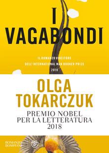 I vagabondi - Olga Tokarczuk - copertina
