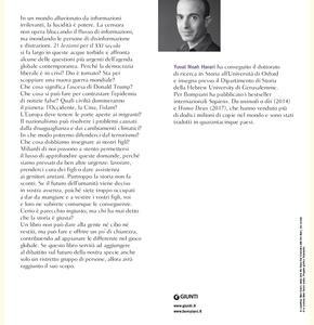 21 lezioni per il XXI secolo - Yuval Noah Harari - 2