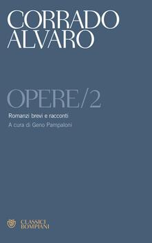 Equilibrifestival.it Opere. Vol. 2: Romanzi brevi e racconti. Image