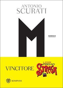 M. Il figlio del secolo - Antonio Scurati - copertina