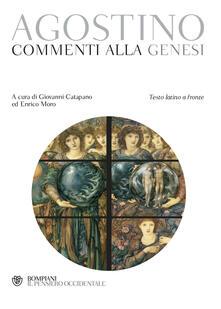 Rallydeicolliscaligeri.it Commenti alla Genesi. Testo latino a fronte Image