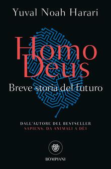 Ascotcamogli.it Homo deus. Breve storia del futuro Image