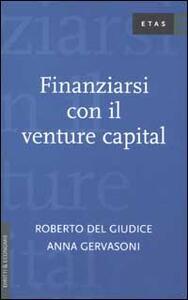 Finanziarsi con il venture capital