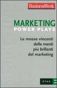 Libro Marketing Power Plays