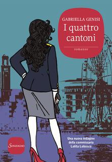 I quattro cantoni - Gabriella Genisi - copertina