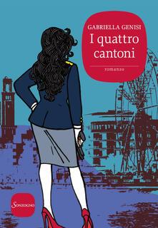I quattro cantoni - Gabriella Genisi - ebook