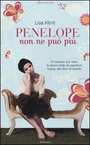 Libro Penelope non ne può più Lisa Klimt