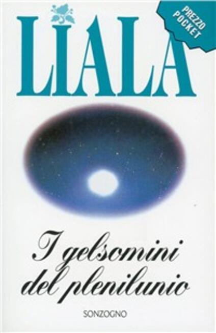 I gelsomini del plenilunio - Liala - copertina