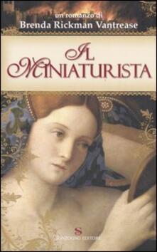 Il miniaturista - Brenda R. Vantrease - copertina