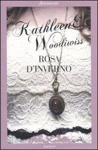 Libro Rosa d'inverno Kathleen E. Woodiwiss