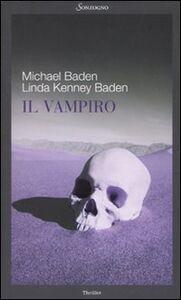 Libro Il vampiro Michael Baden , Linda Kenney Baden