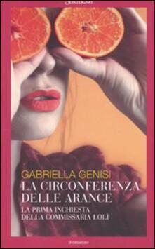 Antondemarirreguera.es La circonferenza delle arance. La prima inchiesta della commissaria Lolì Image
