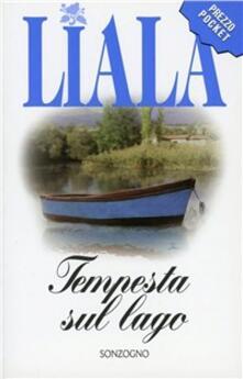 Antondemarirreguera.es Tempesta sul lago Image