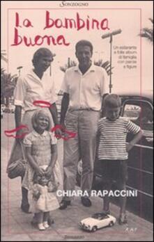 La bambina buona - Chiara Rapaccini - copertina