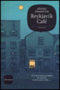 Libro Reykjavìk café Sólveig Jónsdóttir
