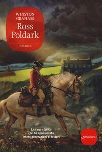 Foto Cover di Ross Poldark, Libro di Winston Graham, edito da Sonzogno