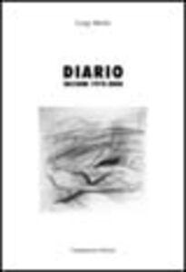 Diario. Taccuini 1974-2000