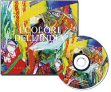 Foto Cover di I colori dell'India, Libro di Gianni Borta, edito da Campanotto