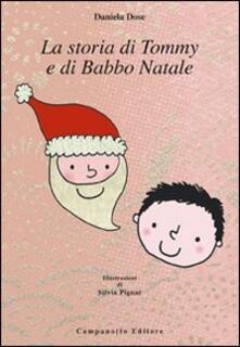 La storia di Tommy e di Babbo Natale