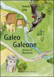 Amatigota.it Galeo galeone Image