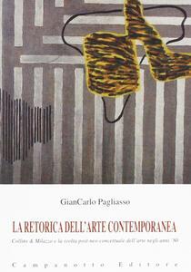 La retorica dell'arte contemporanea. Collins & Milazzo e la svolta post-neo-concettuale dell'arte negli anni '80