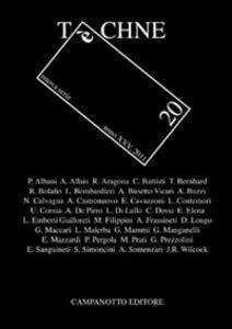 Téchne. Vol. 20