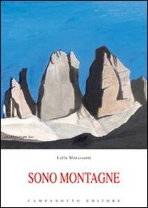 Libro Sono montagne Lalla Morassutti