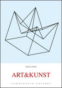 Libro Art&Kunst. Ediz. italiana e tedesca Valerio Dehò